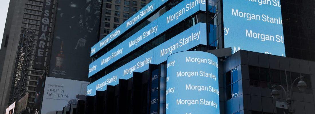 Legacy Data Quality – Morgan Stanley